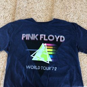 {Pink Floyd} Oversized Graphic Tee